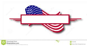 Flag Banner Clip Art 14 Best Photos Of American Flag Website Banner Template American