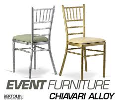Bertolini Chairs Bertolini Hd Introduces The Chiavari Chair Stack Chairs By