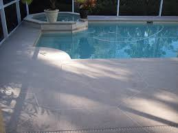 pool decks tampa decorative concrete finishes