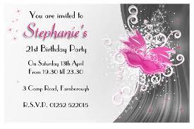 invitations for 13th birthday party birthday masquerade invitations party vertabox com