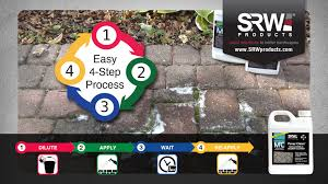 Envirobond Polymeric Sand by How To Remove Mold Moss Or Mildew With Srw Mc Paver Clean Youtube