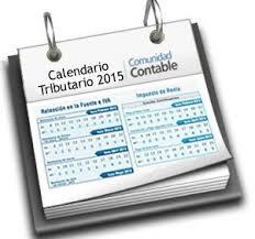 vencimientos renta personas dian 2016 calendario tributario 2015 mundonets
