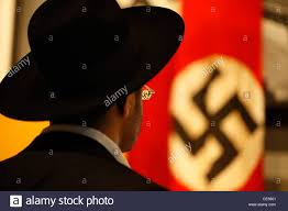 History Of The German Flag An Orthodox Religious Jew Visitor With The German Flag In Yad