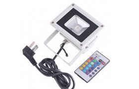 Color Changing Flood Lights 5000lm 120 Beam Angle Rgb Led Flood Light High Power 50 Watt