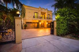 palatial contemporary mediterranean home california luxury homes