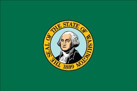 Facts About Georgia State Flag Washington State Flag Flagnations