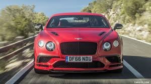bentley red 2018 bentley continental gt supersports coupe color st james
