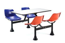 outdoor chair with table attached chairs with tables attached nhmrc2017 com