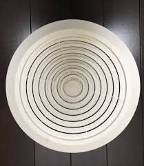 bathroom ceiling exhaust fans ventline bathroom ceiling exhaust fan 8 round m l mobile home supply