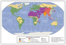 Religion World Map by Who U0027s Right Timeline Of Major U0026 Other Religions