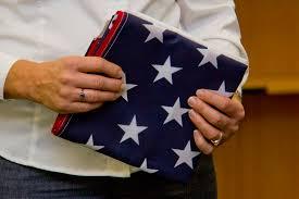 American Legion Flag American Legion Post 203 Presents 75 Flags To Belding Board