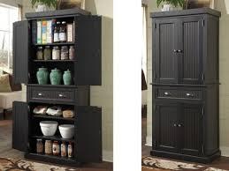 black kitchen pantry cupboard kitchen pantry storage cabinet utility cupboard distressed solid wood black