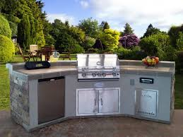 image of outdoor kitchen cabinets polymer outdoor kitchen design