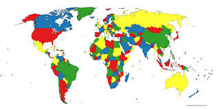 Images Of The World Map by Is The World Map Four Colorable U2013 Darken Your Skies U003e Awaken