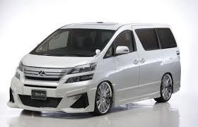 lexus van usa a lexus minivan complex
