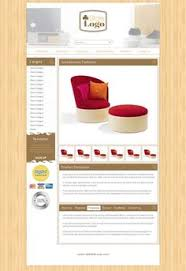 sell home interior products shop store template listing mobile responsive templates html for