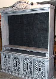 restoration hardware china cabinet restoration hardware inspired gray china hutch cabinet converted to