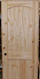 Knotty Pine Interior Doors Set Of 4 Unfinished Solid Wood Pre Hung Knotty Pine Interior Doors