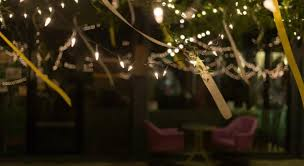 Backyard Party Lights by How To Brighten Up Your Backyard Party With Led Strip Lights