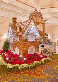 over gingerbread creations wow walt disney world resort