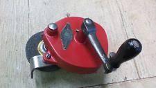 Bench Grinder Knife Sharpener Hand Grinder Ebay