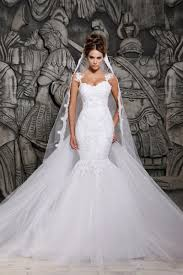 sexey wedding dresses backless mermaid lace wedding dresses applique spaghetti