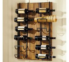 diy wine rack shanty 2 chic wall wine shelves perfect wall wine