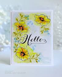 16 best altenew whimsical flowers images on card ideas