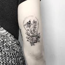 Flower Light Bulbs - best 25 lightbulb tattoo ideas only on pinterest light tattoo