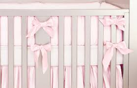 Gray And Pink Crib Bedding Baby Pink Silk Crib Bedding Set Crown Interiors