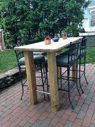 Garden Table Sets Chair Beautiful Counter Height Patio Table Br Tble N Outdoor