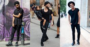 all black casual how to the all black trend work for you this summer
