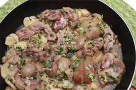 cuisiner rognons de veau rognons de veau aux cèpes mes idées recettes