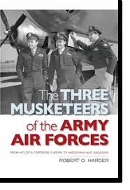 musketeers army air forces robert harder