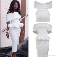 peplum dress 2018 white shoulder bodycon peplum dress 2017 modest