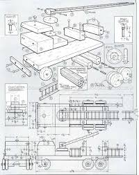 Free Easy Wood Toy Plans by Wooden Fire Truck Plans U2022 Woodarchivist