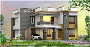house designs and plans 4 bedroom 2500 sq ft house rendering kerala home design and plans