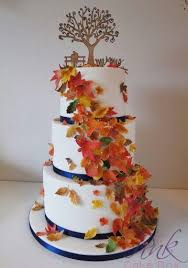 33 best cakes images on pinterest marriage autumn wedding cakes
