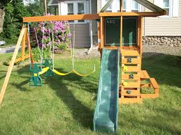 backyard gym sets home outdoor decoration