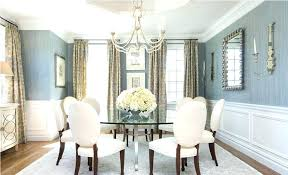 How High To Hang Chandelier Over Dining Room Table Chandelier Designs
