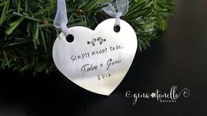ornament for newlyweds married ornament couples