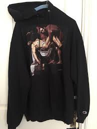 pyrex clothing pyrex vision caravaggio size xl sweatshirts hoodies for sale