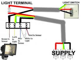 how to install flood lights how to install motion detector lights www lightneasy net