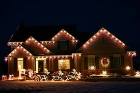 Outdoor Christmas Lights Decorations by Decorating Ideas Fancy Christmas Home Outdoor Decorations Ideas