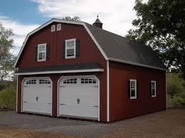 gambrel garage barn style garage kit www garageplansforfree com 14 x 20