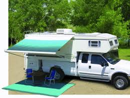 Camper For Truck Bed What Is The Best Awning For A Truck Camper