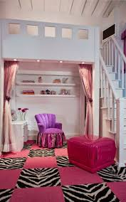 Pink And Green Rugs For Girls Room White Bedroom With White Wooden Shelves Also Desk Plus Purple