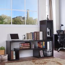 unique bookcase wayfair