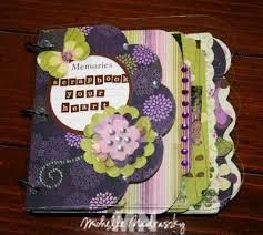 chipboard albums bo bunny mini edgy chipboard album