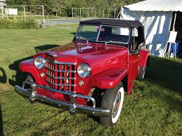 willys jeepster philip greenspun u0027s weblog willys jeepster for sale at friends of